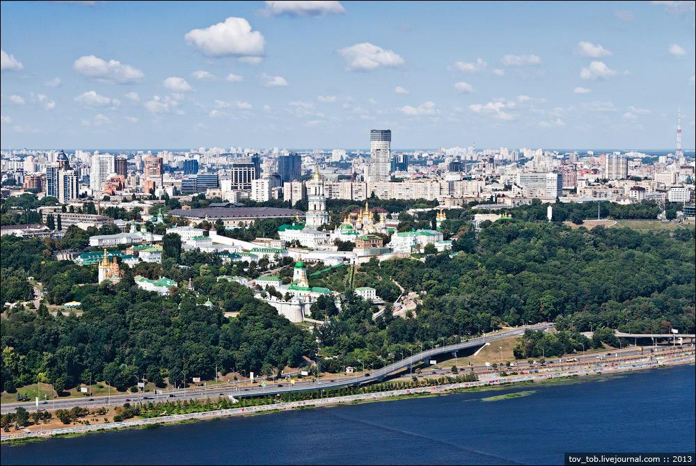 aboveKiev30 Небо над Киевом