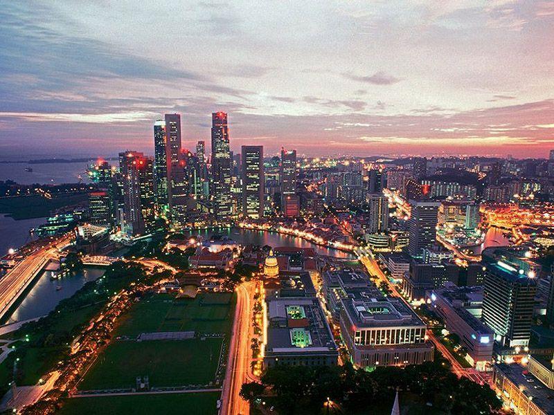 aerials05 Самые лучшие города мира с высоты птичьего полета