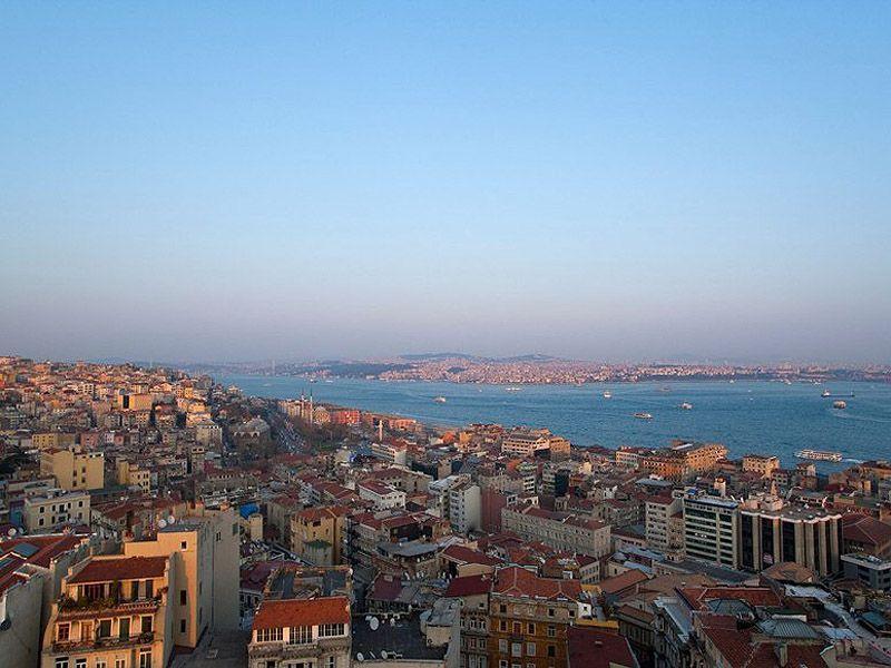aerials08 Самые лучшие города мира с высоты птичьего полета