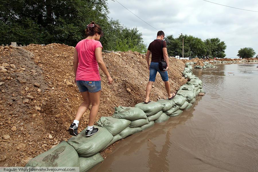благовещенск наводнение 2013 все фото