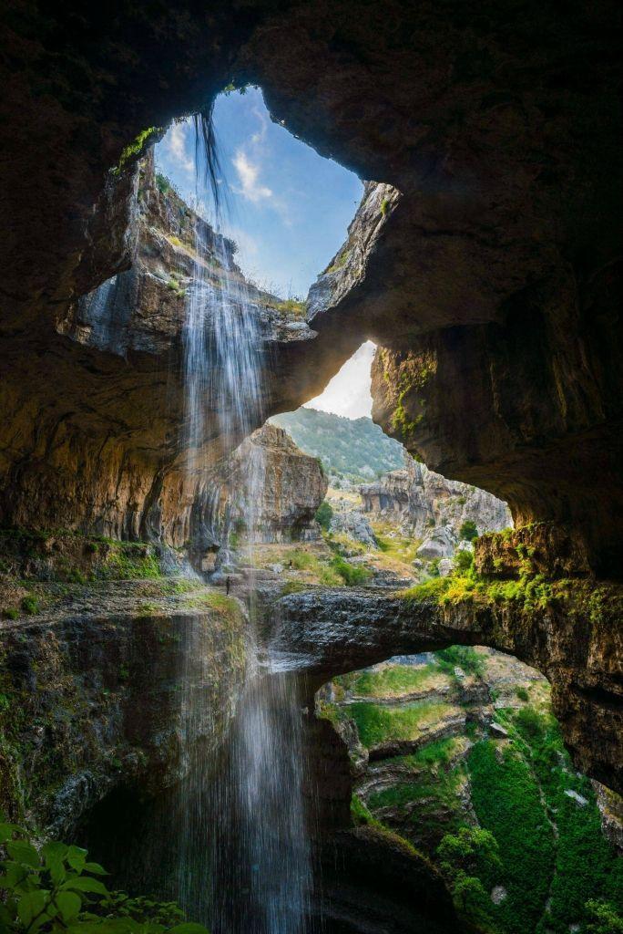 baatara01 Удивительный водопад Баатара