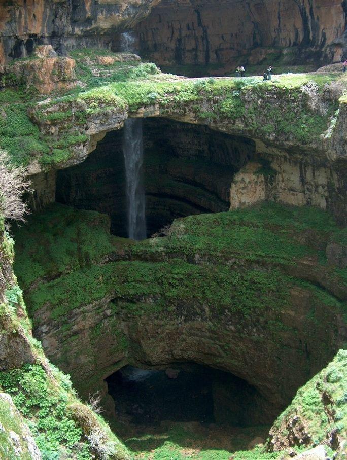 baatara02 Удивительный водопад Баатара