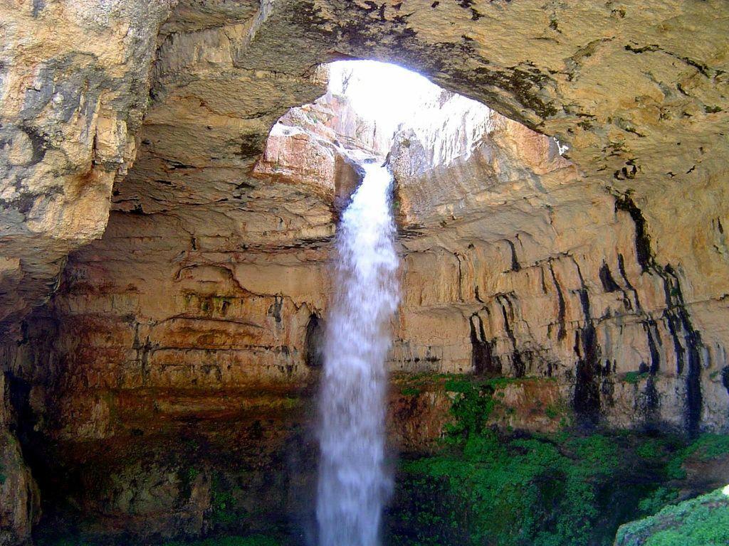 baatara07 Удивительный водопад Баатара
