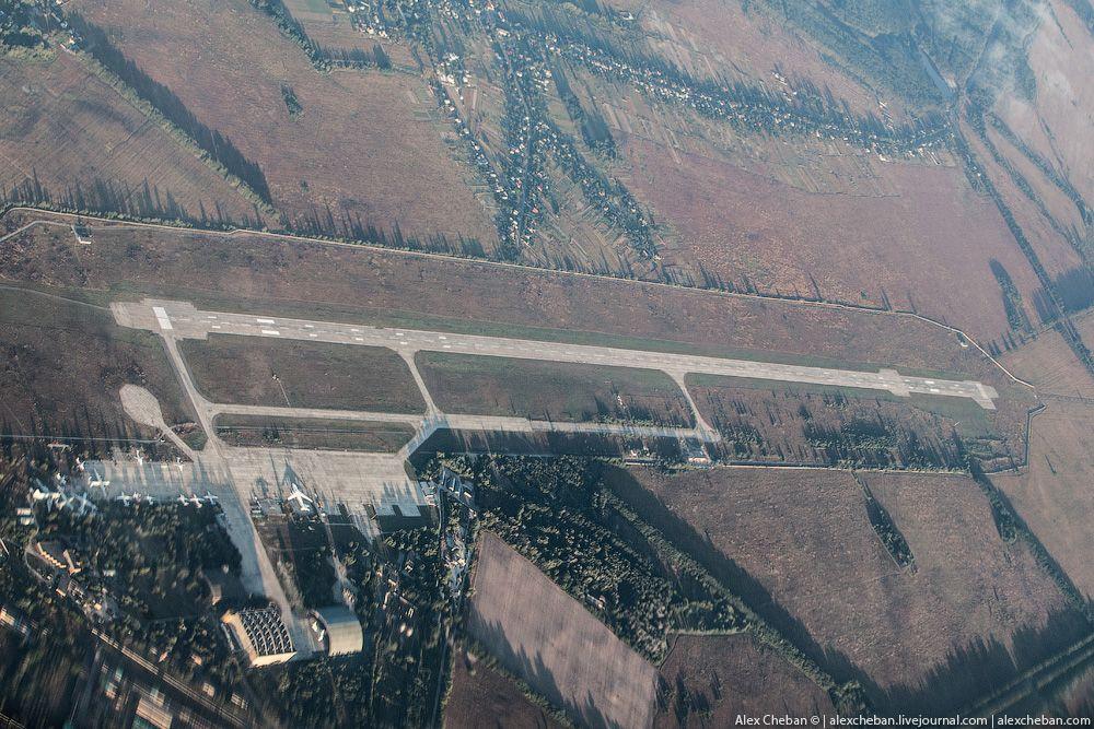 chernobyl03 Призрак Чернобыля августовским утром: взгляд сверху