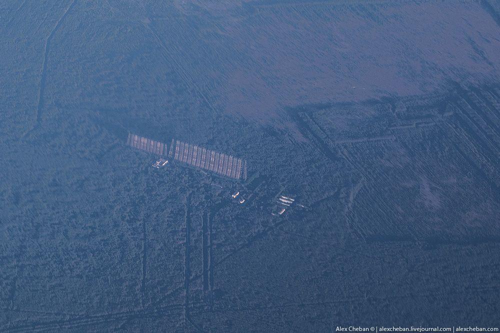 chernobyl05 Призрак Чернобыля августовским утром: взгляд сверху