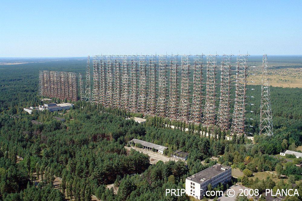 chernobyl07 Призрак Чернобыля августовским утром: взгляд сверху