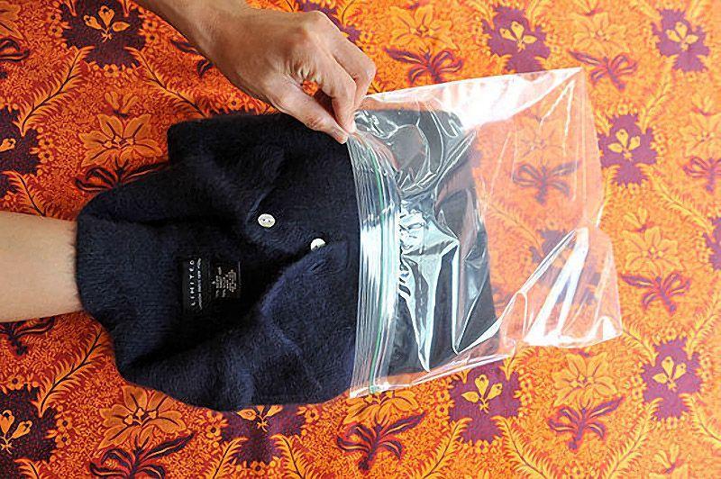 clothes02 Лайфхакинг: 22 маленькие хитрости, облегчающие уход за одеждой
