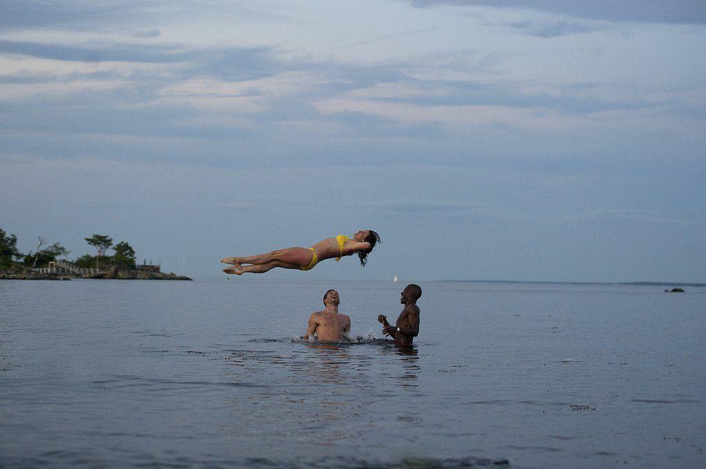 dancers13 Танцоры балета развлекаются