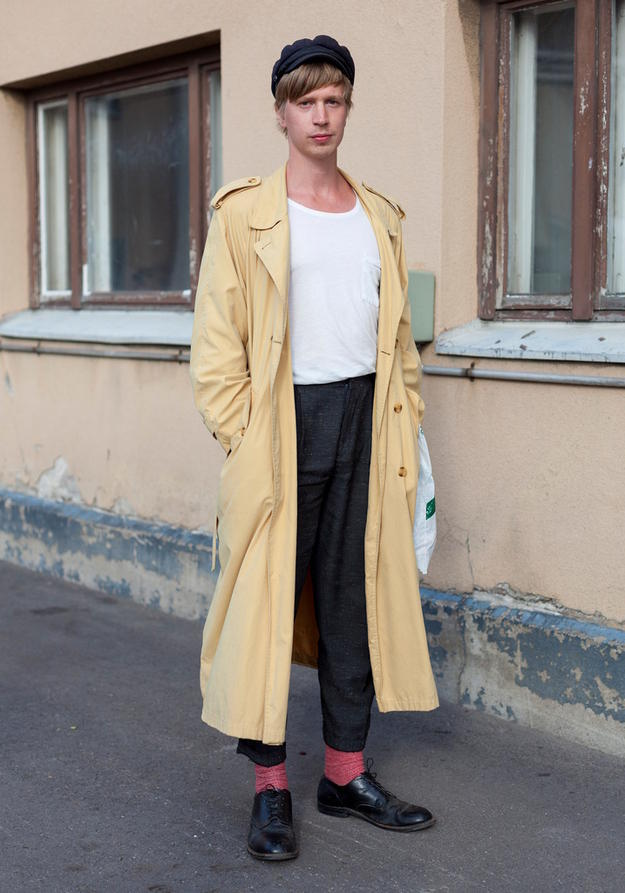 Финский уличный стиль