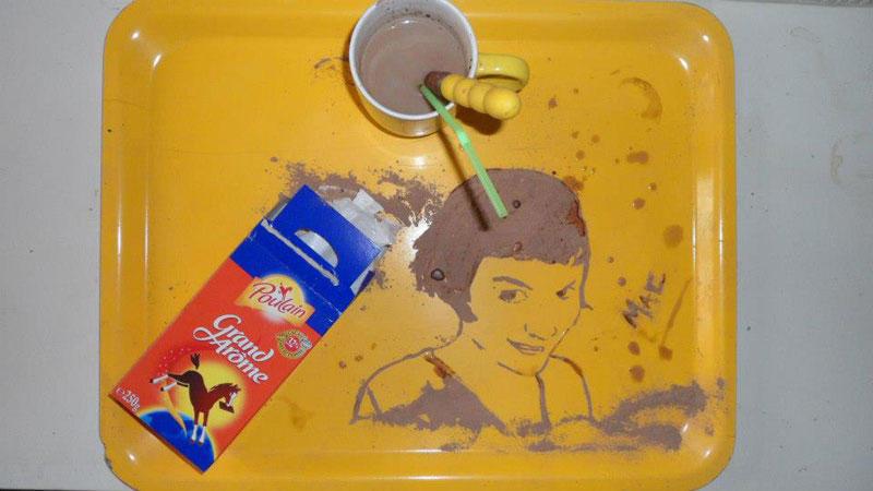 foodpartraits07 Быстрые картины, написанные напитками и едой