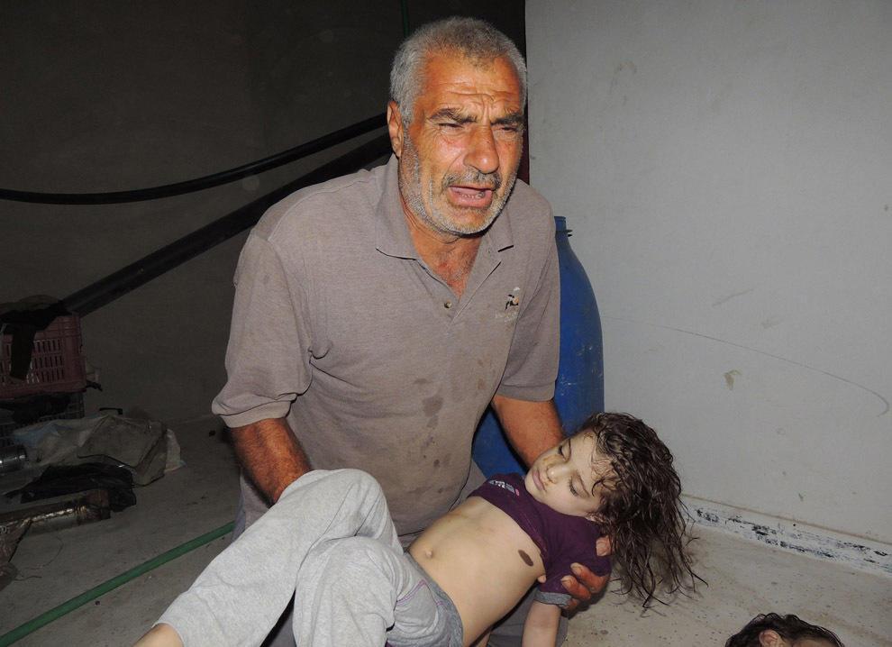 gazsiria04 Газовая атака в Сирии