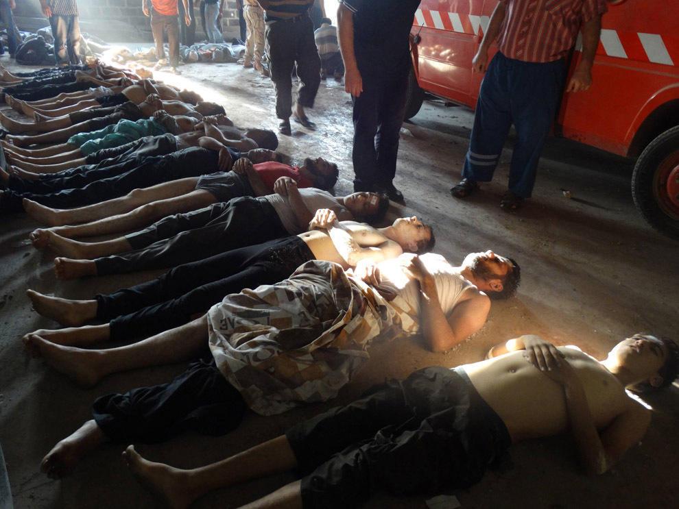 gazsiria08 Газовая атака в Сирии