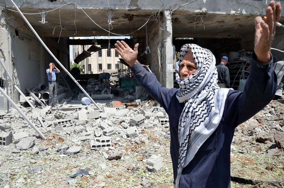 gazsiria09 Газовая атака в Сирии