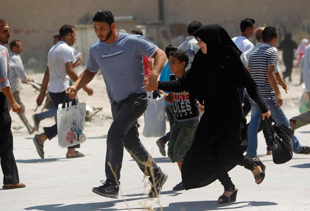 gazsiria10 Газовая атака в Сирии