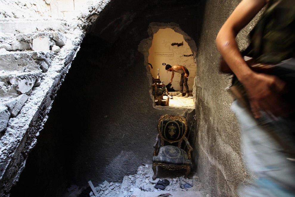 gazsiria14 Газовая атака в Сирии
