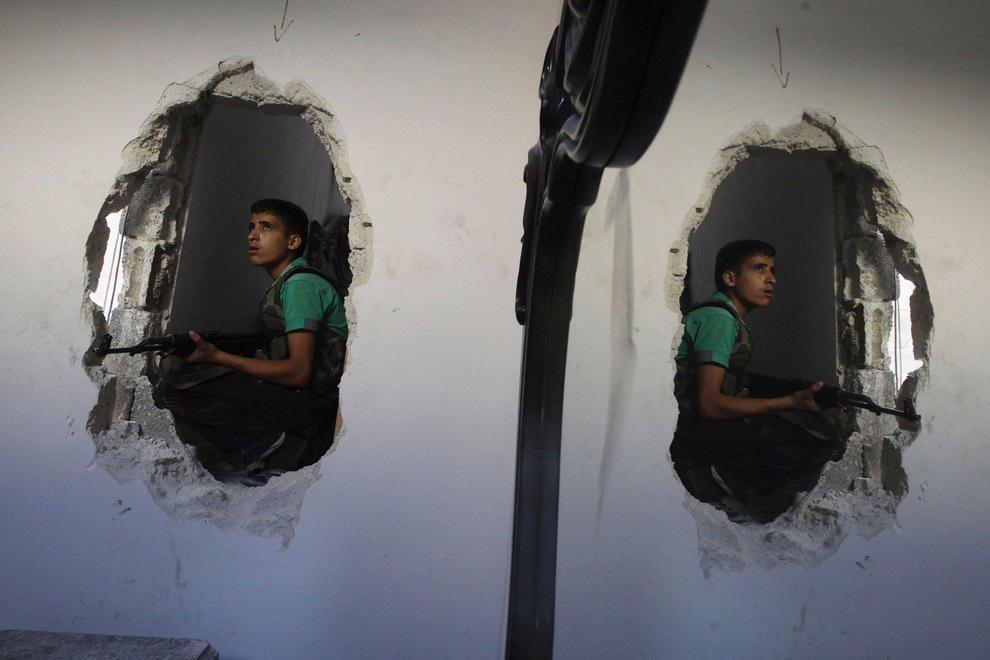 gazsiria16 Газовая атака в Сирии