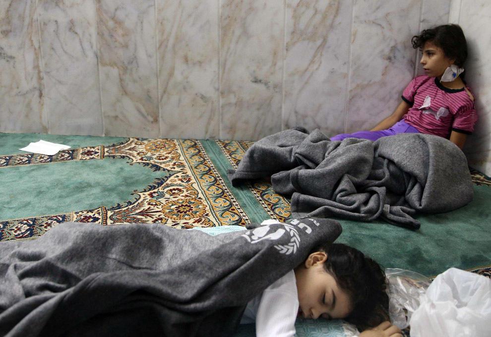 gazsiria18 Газовая атака в Сирии