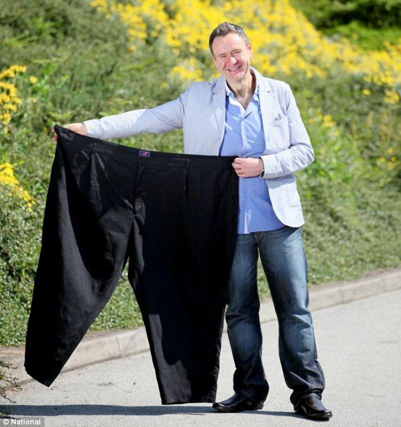 Самое стремительное похудение года