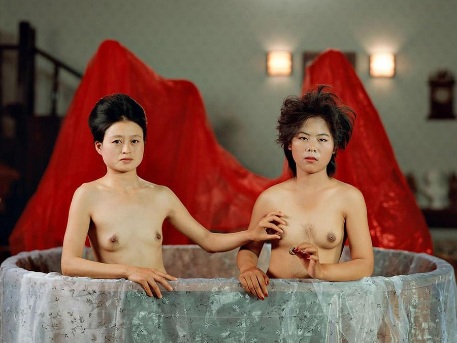 Чжуан Цуйхуа & Чжан Цуйлянь, 2003