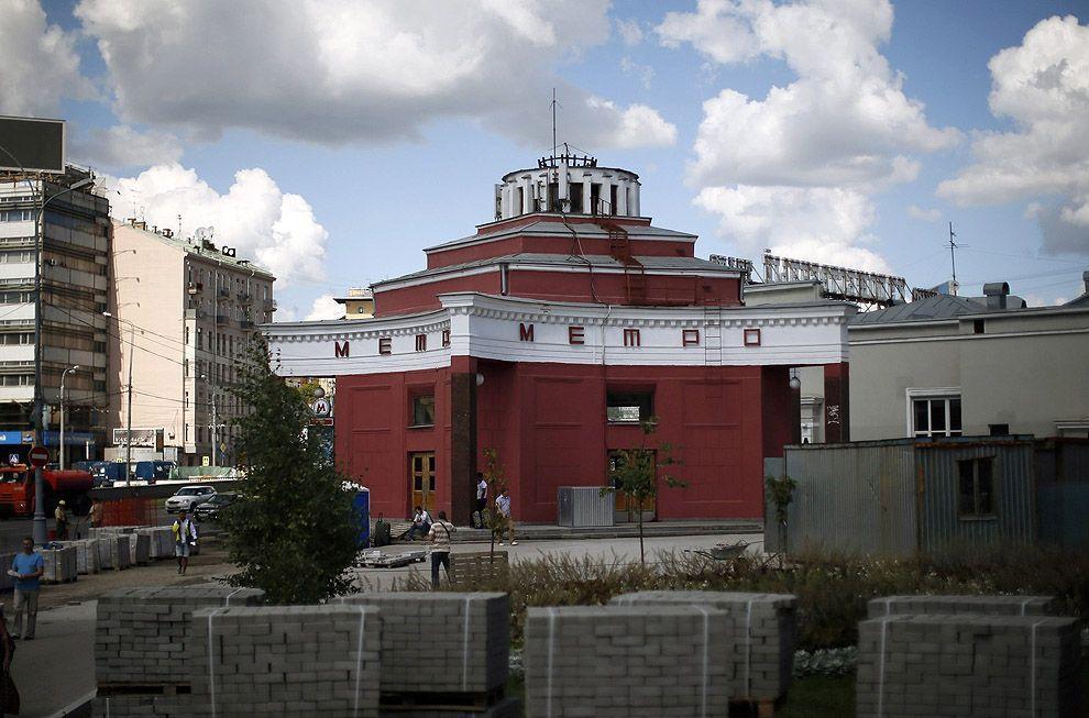 mskmetro03 Московское метро глазами иностранки