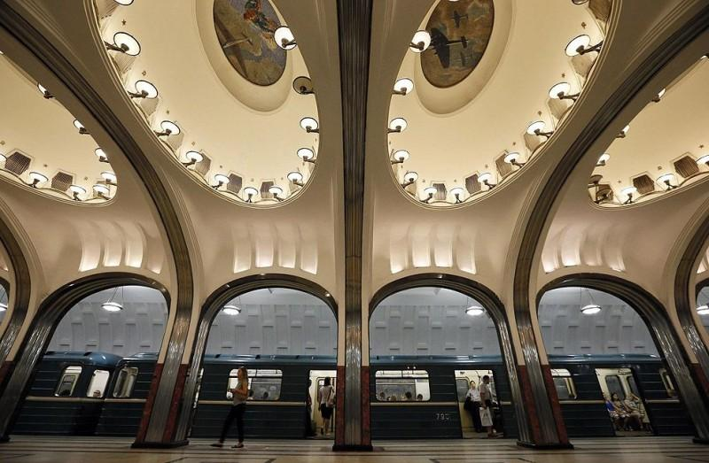 mskmetro04 800x523 Московское метро глазами иностранки