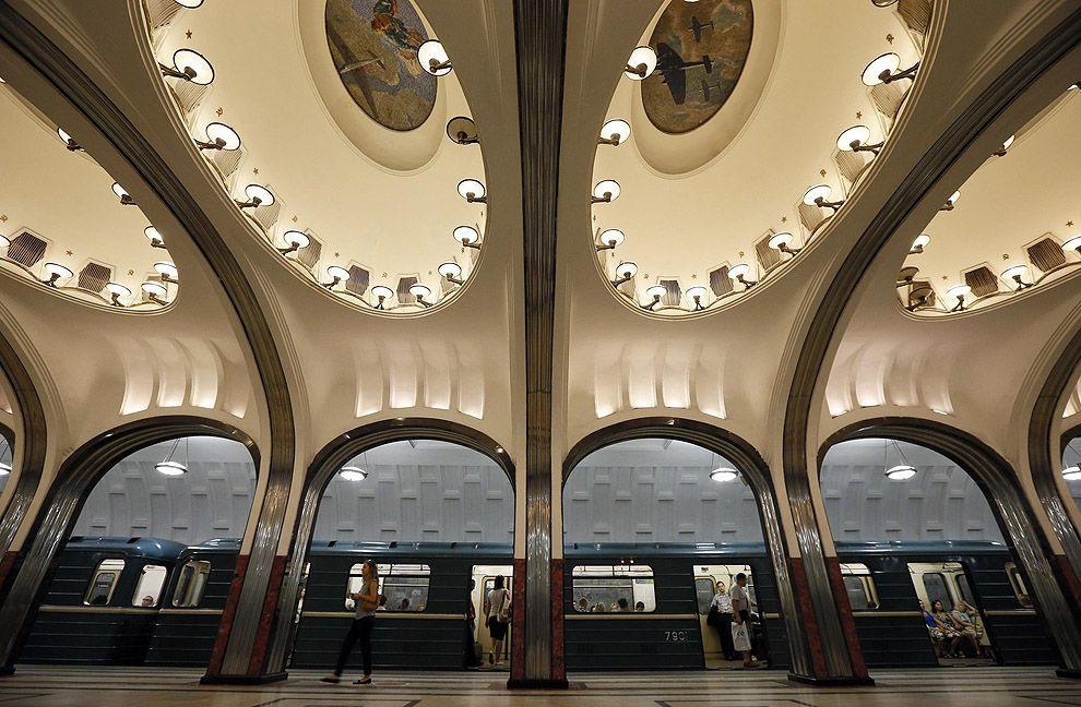 mskmetro04 Московское метро глазами иностранки