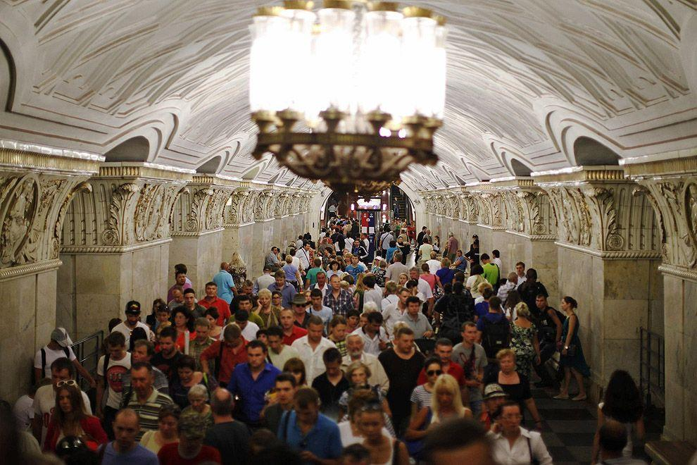 mskmetro10 Московское метро глазами иностранки