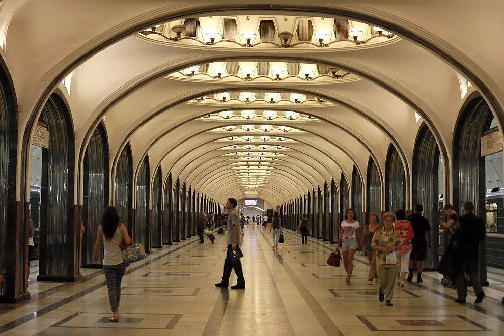 mskmetro17 Московское метро глазами иностранки