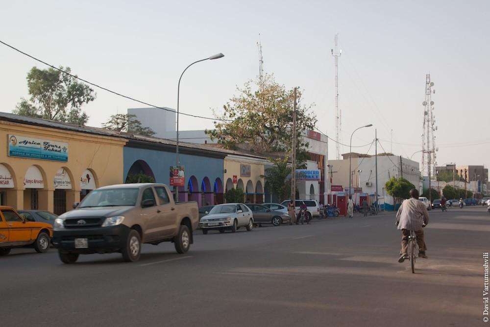 ndjamena08 Прогулка по столице беднейшей африканской страны