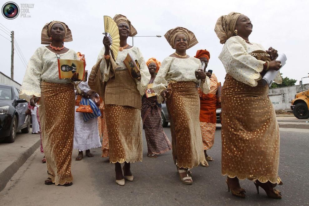 poxoronnibiznes 1 Похоронный бизнес в Африке