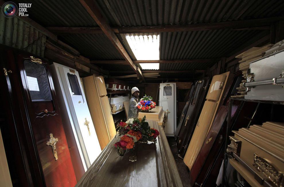 poxoronnibiznes 10 Похоронный бизнес в Африке
