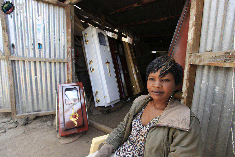 poxoronnibiznes 11 Похоронный бизнес в Африке