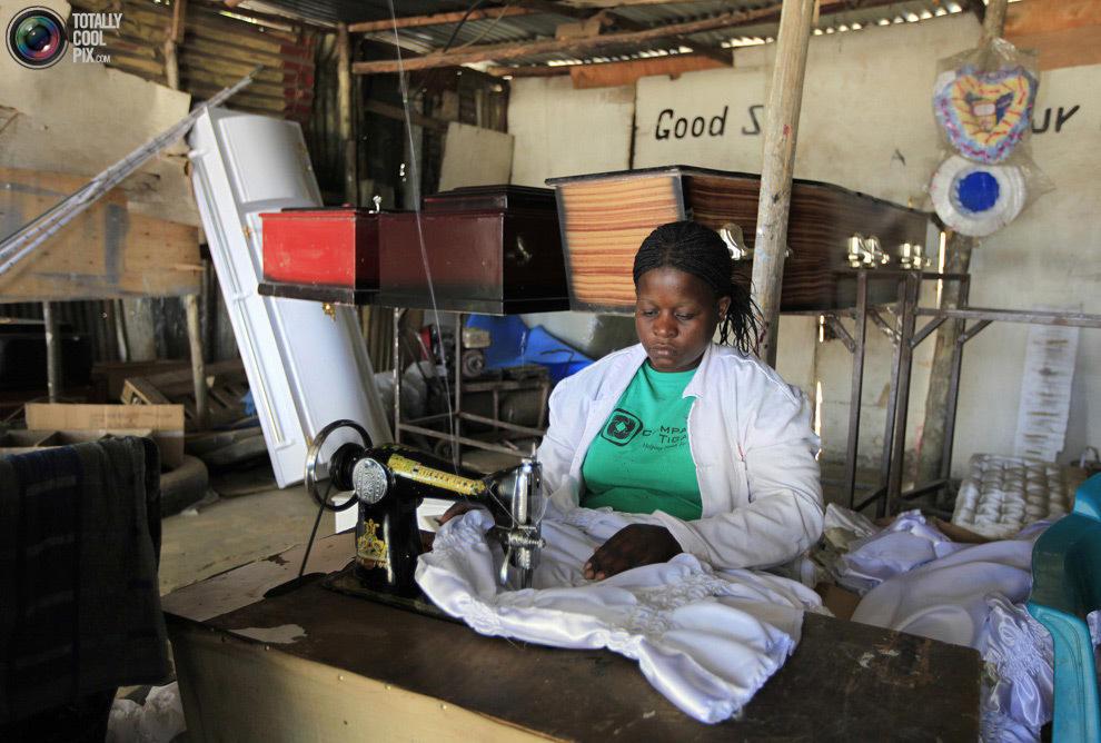 poxoronnibiznes 13 Похоронный бизнес в Африке