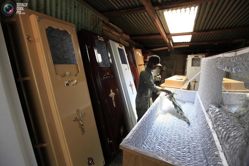 poxoronnibiznes 14 Похоронный бизнес в Африке