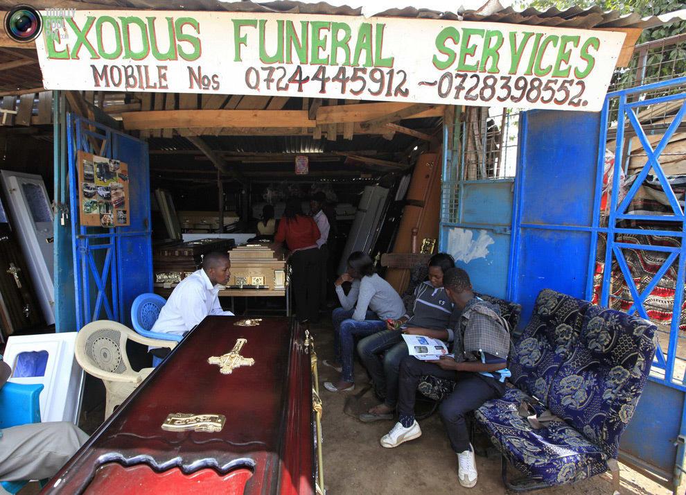 poxoronnibiznes 15 Похоронный бизнес в Африке