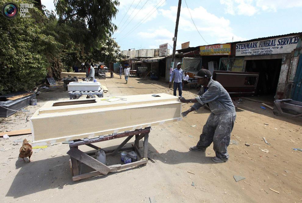 poxoronnibiznes 16 Похоронный бизнес в Африке