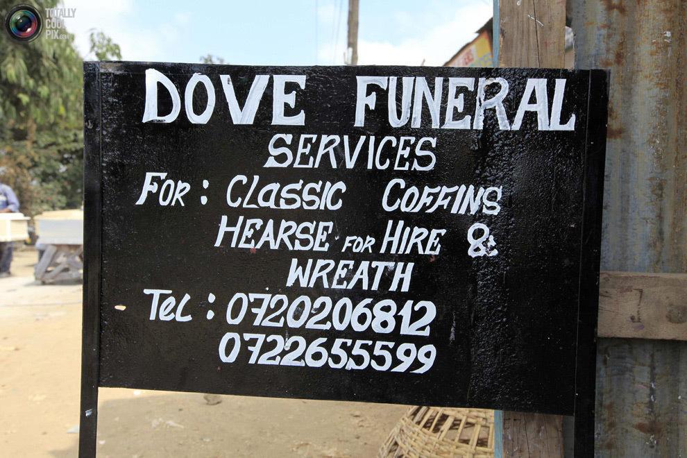 poxoronnibiznes 17 Похоронный бизнес в Африке