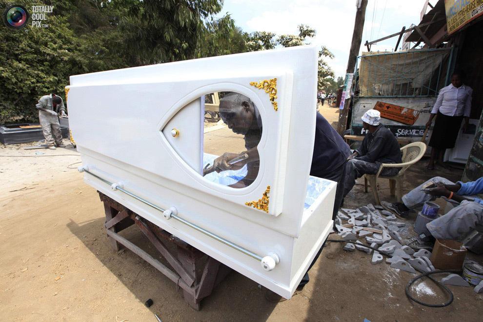 poxoronnibiznes 18 Похоронный бизнес в Африке