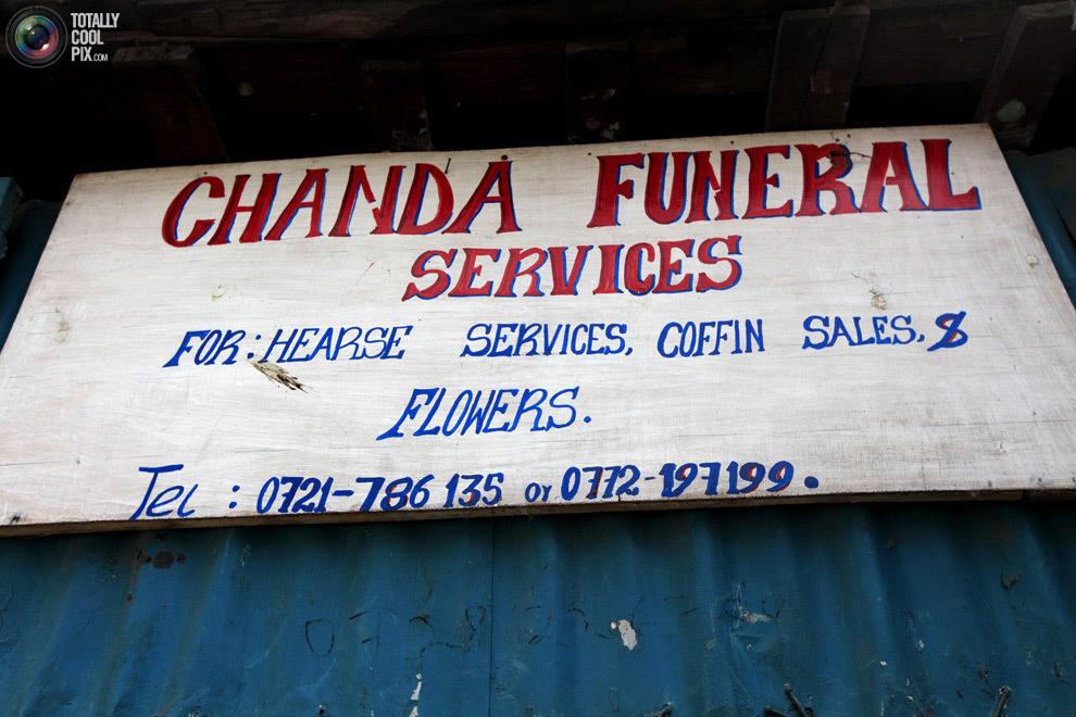 poxoronnibiznes 19 Похоронный бизнес в Африке