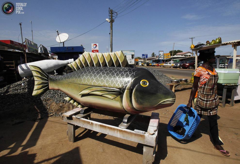 poxoronnibiznes 2 Похоронный бизнес в Африке