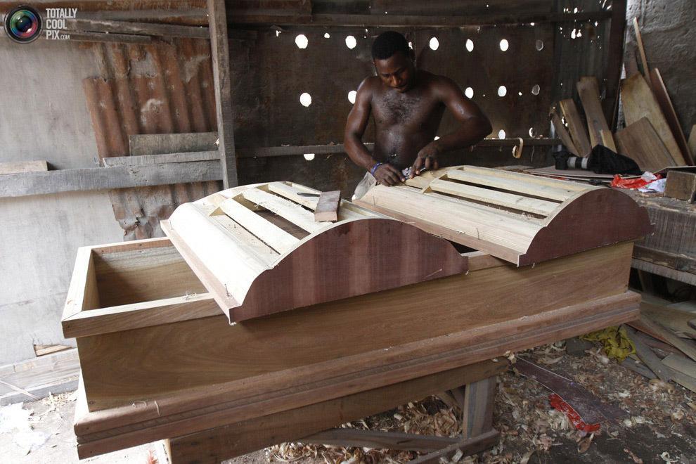 poxoronnibiznes 21 Похоронный бизнес в Африке