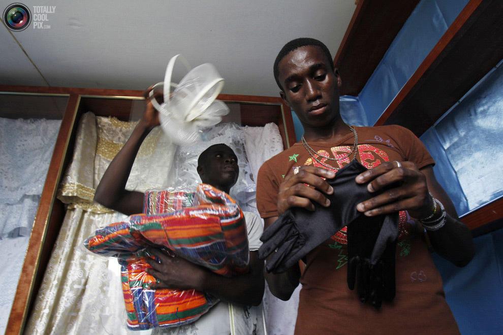 poxoronnibiznes 23 Похоронный бизнес в Африке