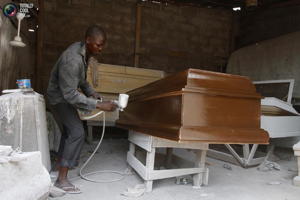 poxoronnibiznes 24 Похоронный бизнес в Африке
