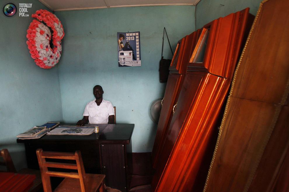 poxoronnibiznes 26 Похоронный бизнес в Африке
