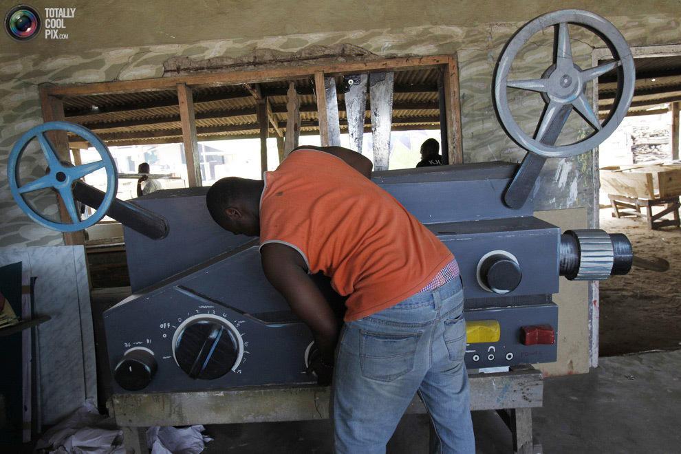 poxoronnibiznes 4 Похоронный бизнес в Африке