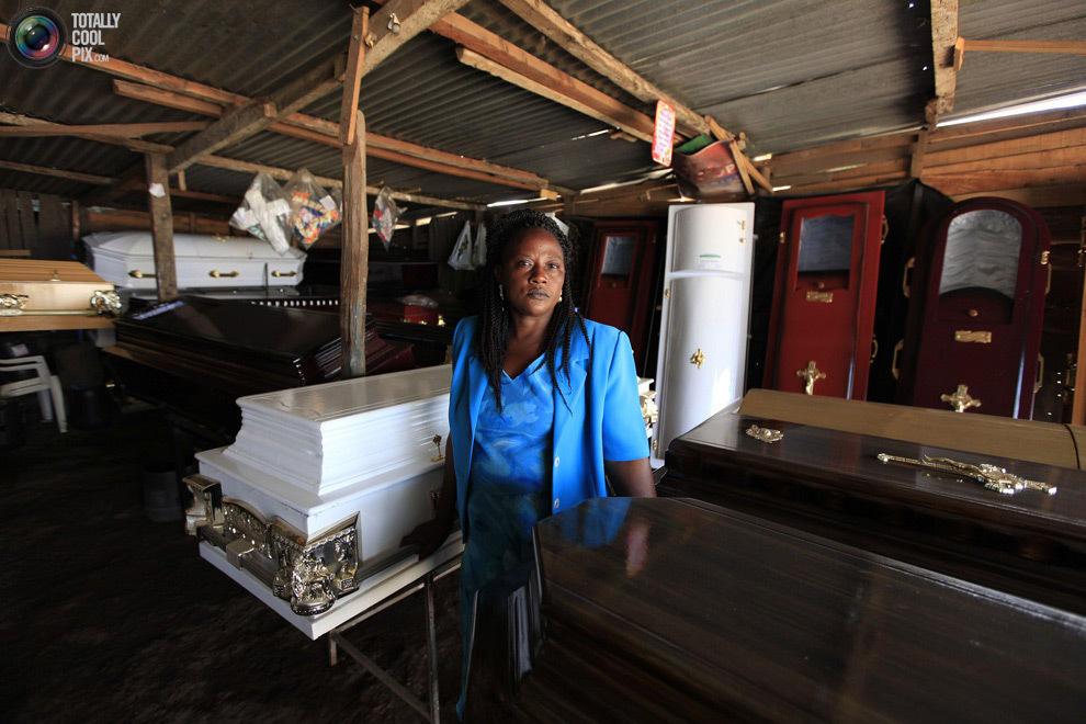 poxoronnibiznes 5 Похоронный бизнес в Африке