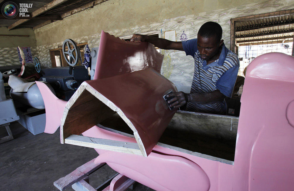 poxoronnibiznes 6 Похоронный бизнес в Африке