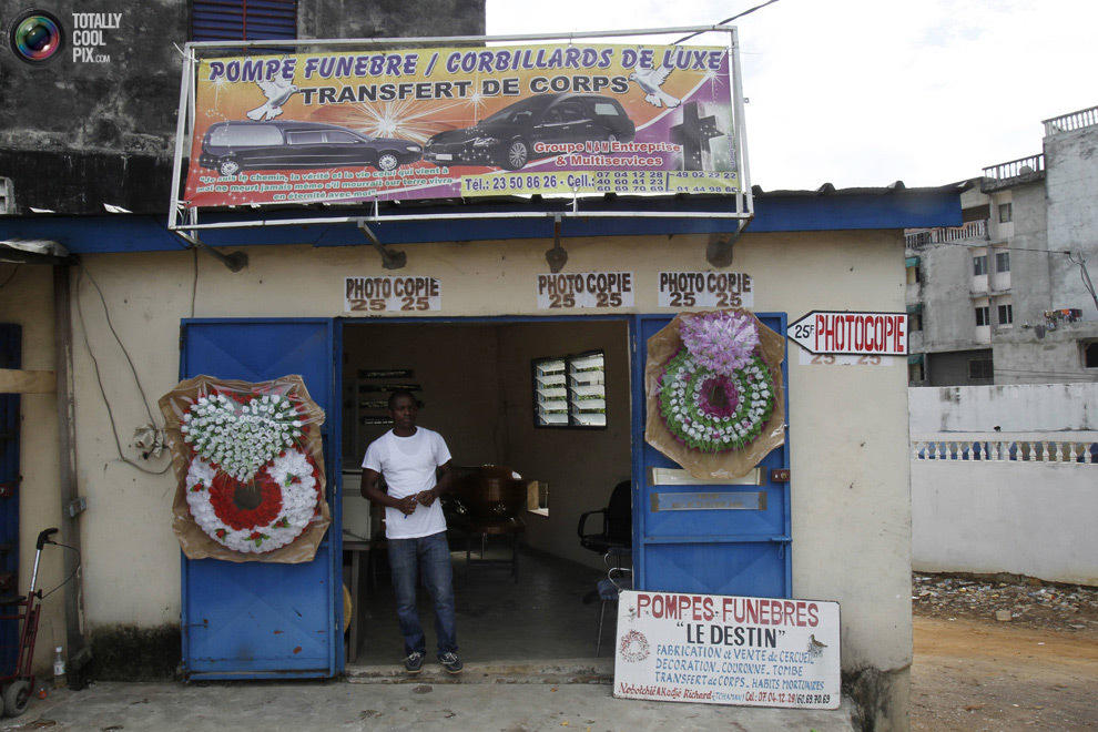 poxoronnibiznes 8 Похоронный бизнес в Африке