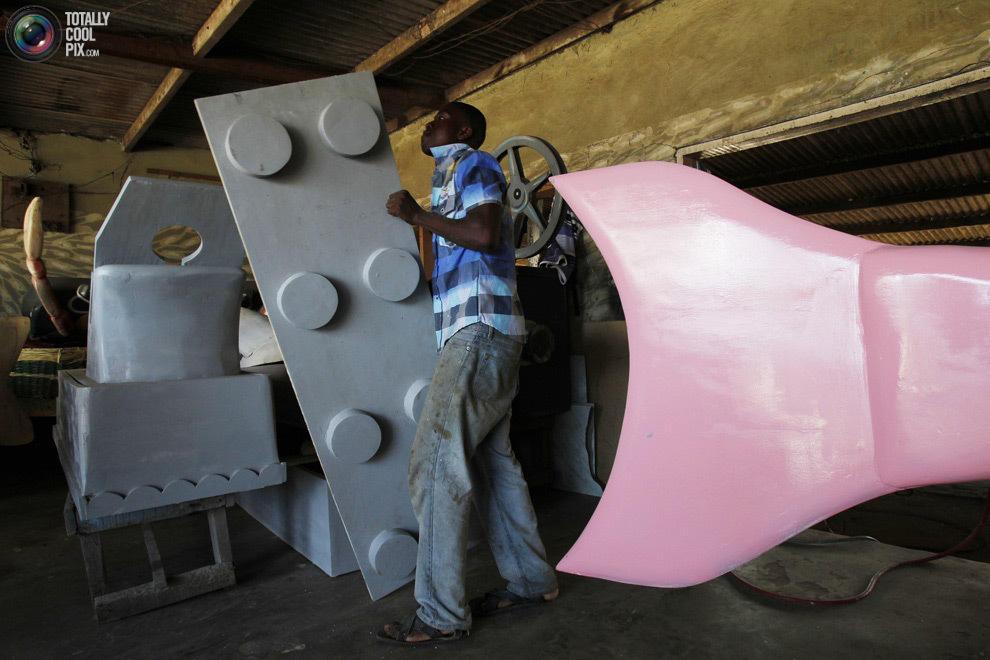 poxoronnibiznes 9 Похоронный бизнес в Африке