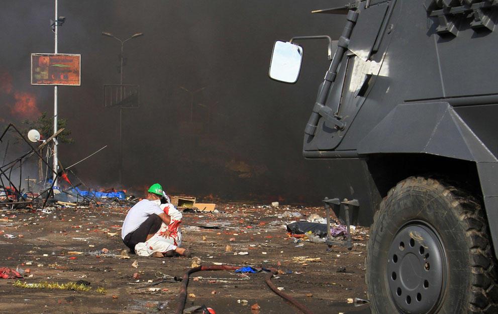 smertelnoestolkovenievEgipte 1 Смертельные столкновения в Египте